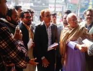 চট্টগ্রামে সব ভোটকেন্দ্র দখল করেছে আ'লীগ ক্যাডাররা: রিজভী