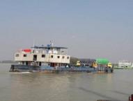 কাঁঠালবাড়ী-শিমুলিয়া নৌরুটে ১২ ঘণ্টা পর ফেরি চলাচল শুরু