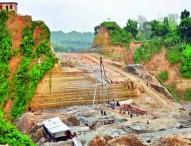 চট্টগ্রামে পাহাড় কেটে রাস্তা নির্মাণ, ১০ কোটি টাকা জরিমানা