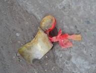 মধুর ক্যান্টিনের সামনে ফের ককটেল বিস্ফোরণ