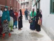 ঢাকায় এসে দিশেহারা গার্মেন্টস কর্মীরা