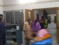 মোটরসাইকেল দুর্ঘটনায় ননদ-ভাবি নিহত