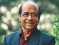 বাংলা একাডেমির সভাপতি হলেন শামসুজ্জামান খান