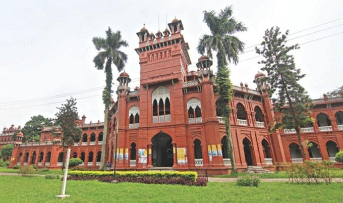 শতবর্ষে পা দিল 'প্রাচ্যের অক্সফোর্ড' ঢাকা বিশ্ববিদ্যালয়
