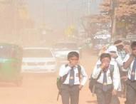 বায়ুদূষণে ঢাকাকে টপকাচ্ছে গাজীপুর