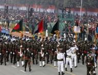 ভারতের প্রজাতন্ত্র দিবসের প্যারেডে বাংলাদেশ সশস্ত্র বাহিনী