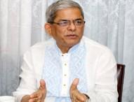 করোনা মোকাবিলা নয়, সরকার বিএনপি দমনে মরিয়া: ফখরুল