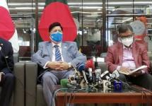 দু'একদিনের মধ্যে অক্সফোর্ডের দ্বিতীয় ডোজ শুরু: স্বাস্থ্যমন্ত্রী