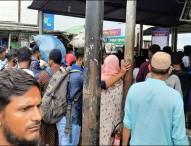 'অতিরিক্ত যাত্রী': চাঁদপুরে লঞ্চ চলাচল বন্ধ